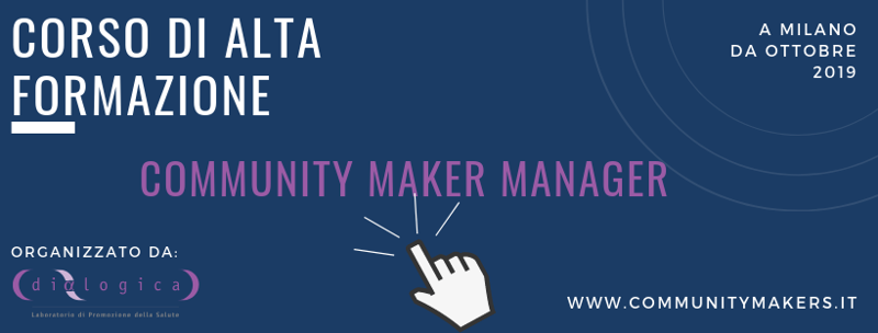 COMMUNITY MAKER MANAGER